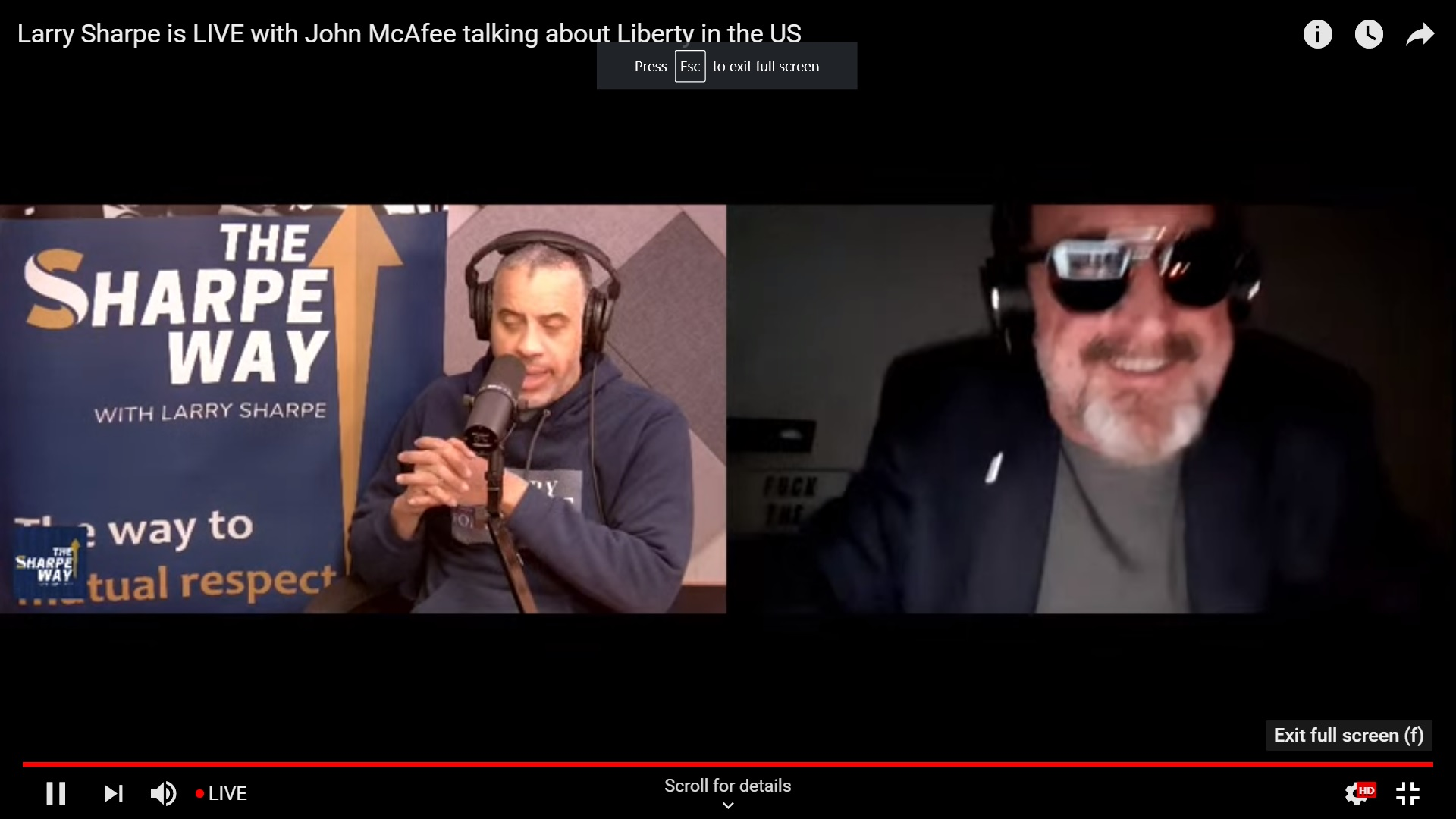 John McAfee Is Running For President in 2020